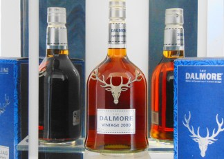 THE DALMORE VINTAGE 2000 RELEASE SINGLE MALT WHISKY