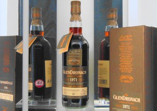 GLENDRONACH 1971 VINTAGE 40YR OLD SINGLE MALT WHISKY