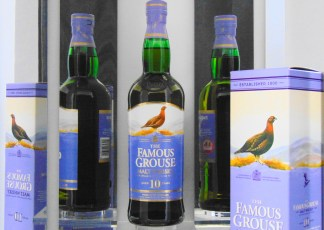 THE FAMOUS GROUSE 10YR OLD 100% BLENDED MALT SCOTCH