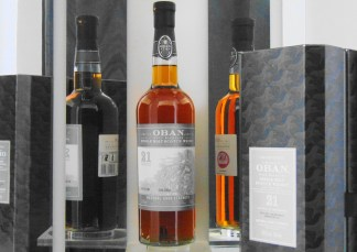OBAN 21YR OLD LIMITED EDITION NATURAL CASK STRENGTH
