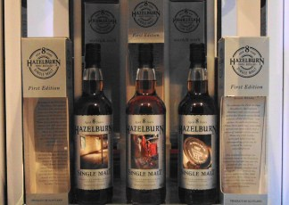 HAZELBURN 8YR OLD FIRST EDITION COMPLETE COLLECTION