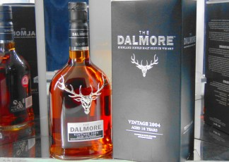 THE DALMORE 2004 VINTAGE 10 YEAR OLD SINGLE MALT WHISKY