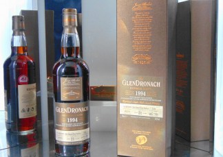 GLENDRONACH DISTILLERY EXCLUSIVE 21YO 1994 SINGLE CASK#1189 RELEASE