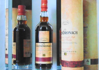 GLENDRONACH CASK STRENGTH BATCH#1 LIMITED EDITION SINGLE MALT