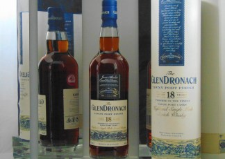 GLENDRONACH 18YO TAWNY PORT FINISH BATCH#1 SINGLE MALT WHISKY