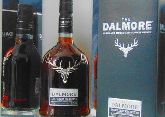 DALMORE DISTILLERY EXCLUSIVE MATUSALEM FINESSE SINGLE MALT WHISKY