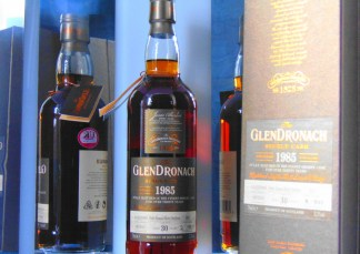 GLENDRONACH 30 YEAR OLD 1985 VINTAGE BOTTLE NO.2 SINGLE MALT WHISKY