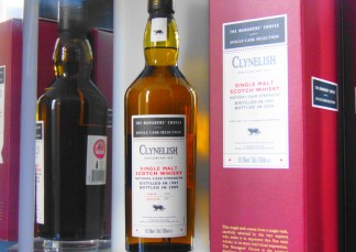 CLYNELISH MANAGER'S CHOICE SINGLE CASK SELECTION SINGLE MALT WHISKY