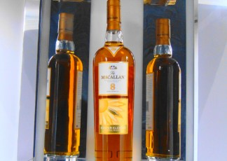 MACALLAN 8 YEAR OLD EASTER ELCHIES SEASONAL SELECTION MALT WHISKY