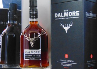 THE DALMORE SG50 PIONEER EDITION DFS EXCLUSIVE SINGLE MALT WHISKY