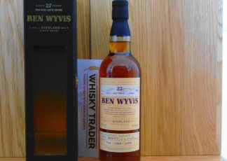 BEN WYVIS 27 YEAR OLD 1972 THE FINAL RESURRECTION SINGLE MALT WHISKY