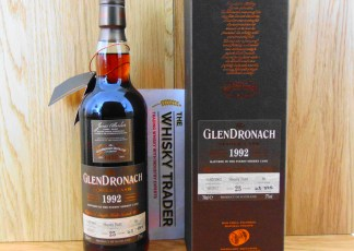 GLENDRONACH 25 YEAR OLD 1992 BATCH 15 CASK#89 SINGLE MALT WHISKY