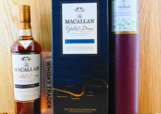 MACALLAN 12 YEAR OLD GHILLIES DRAM ESTATE EDITION SINGLE MALT WHISKY