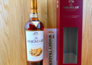 MACALLAN 10 YEAR OLD  SELECTED & BOTTLED FOR THE VINTNERS ROOMS